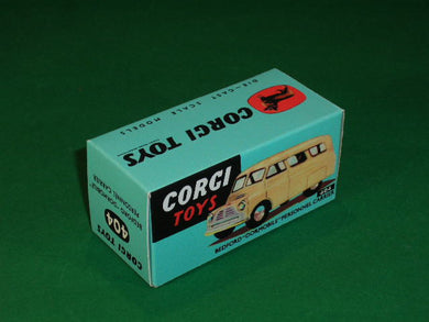 Corgi Toys #404 Bedford Dormobile Personnel Carrier.