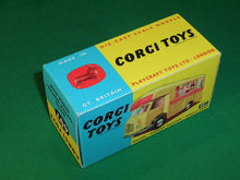 Load image into Gallery viewer, Corgi Toys #407 Smith's Karrier Bantam Mobile Shop.