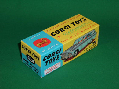 Corgi Toys #424 Ford Zephyr Estate Car.