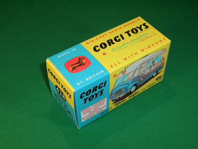 Corgi Toys #428 Mister Softee Ice Cream Van.
