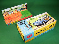 Corgi Toys #440 Ford Consul Cortina Super Estate Car (Golfing Set).