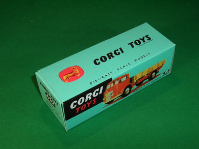 Corgi Toys #452 Commer (5 Ton) Dropside Lorry.