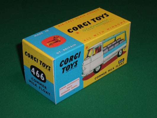 Corgi Toys #466 Commer Milk Float