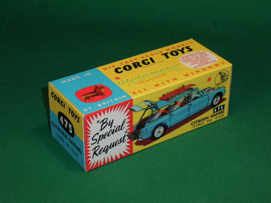 Corgi Toys #475 Citroen Safari.