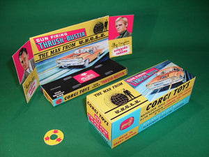 Corgi Toys #497 The Man From U.N.C.L.E. Oldsmobile.