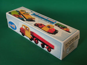 Crescent Toys #1276 Scammell Scarab Tanker (Shell B.P.)