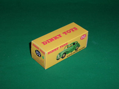 Dinky #173 Pontiac Parisienne Reproduction Box by DRRB