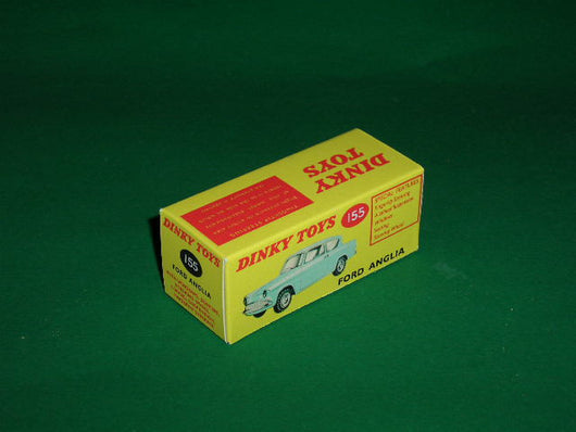 Dinky Toys #155 Ford Anglia.