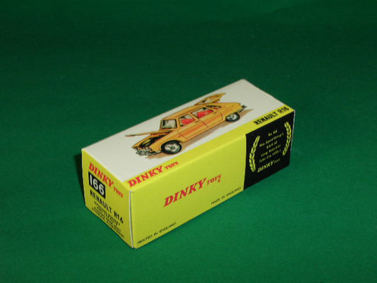 Dinky Toys #166 Renault R16.