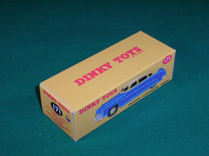 Dinky Toys #171 (#139b) Hudson Commodore Sedan.