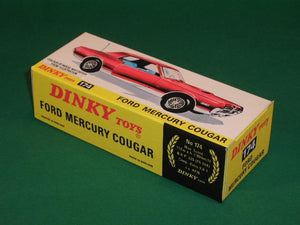 Dinky Toys #174 Ford Mercury Cougar.
