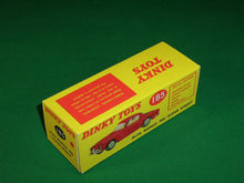 Load image into Gallery viewer, Dinky Toys #185 Alfa Romeo 1900 'Super Sprint'.