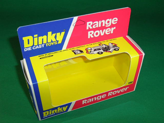 Dinky Toys #192 Range Rover.