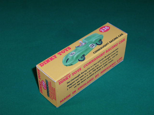 Dinky Toys #236 Connaught Racing Car.