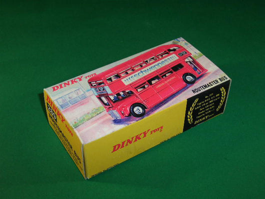 Dinky Toys #289 Routemaster Bus.