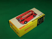 Load image into Gallery viewer, Dinky Toys #289 Routemaster Bus.