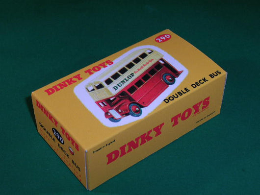 Dinky Toys #290 (#29c) Double Decker Bus.