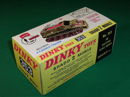 Dinky Toys #353 S.H.A.D.O. 2 Mobile.