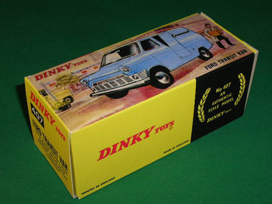 Dinky Toys #407 Ford Transit Van ( 1st casting).