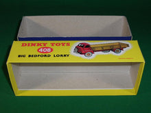 Load image into Gallery viewer, Dinky Toys #408 (#922, #522) Big Bedford Lorry.