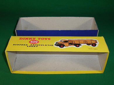 Dinky Toys #409 (#921, #521) Bedford Articulated Lorry.