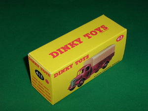 Dinky Toys #413 (# 30s) Austin Covered Wagon.
