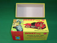 Dinky Toys #425 Bedford TK Coal Lorry.
