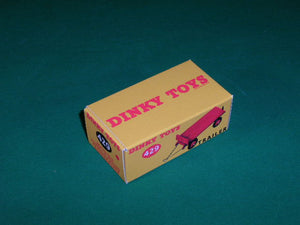 Dinky Toys #429 (# 25g) Trailer (Small).