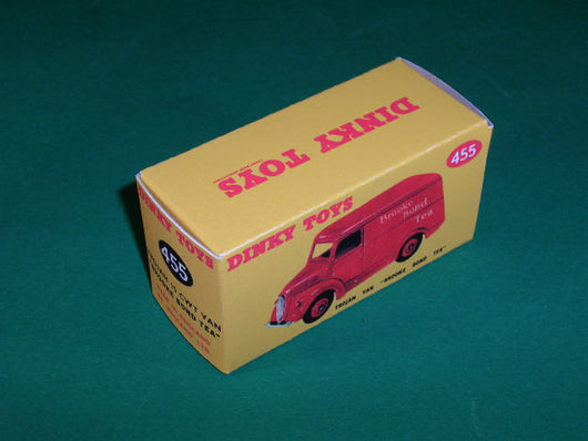 Dinky Toys #455 Trojan Van 'Brooke Bond Tea'.