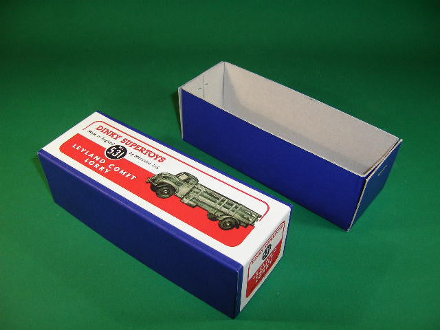 Dinky Toys #531 (#931) Leyland Comet Lorry.