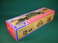 Dinky Toys #616 A.E.C. Transporter with Chieftain Tank.