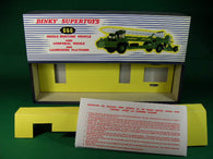 Dinky Toys #666 Missile Erecting Vehicle with Corporal Missile & Launching Platform.