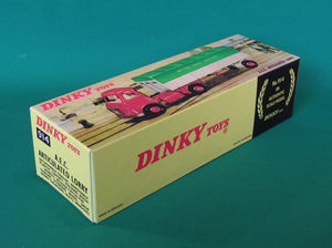 Dinky Toys #914 A. E. C. Articulated Lorry - B.R.S.