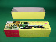 Dinky Toys #935 Leyland Octopus Flat Truck with Chains.