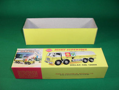 Dinky Toys #944 Shell-B.P. Fuel Tanker - lid & base type box.