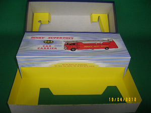 Dinky Toys #984 Car Carrier.