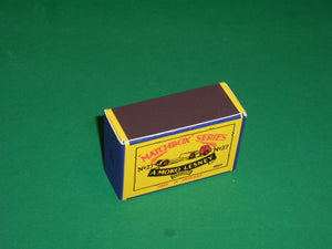 Matchbox 1-75 Regular Wheels #27a Bedford Low Loader (small - 78mm).