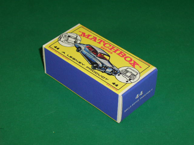 Matchbox 1-75 Regular Wheels #44b Rolls-Royce Phantom V.