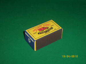 Matchbox 1-75 Regular Wheels #47a Trojan Van 'Brooke Bond'.