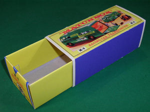 Matchbox 1-75 Regular Wheels Major Pack No. #6b Racing Car Transporter.