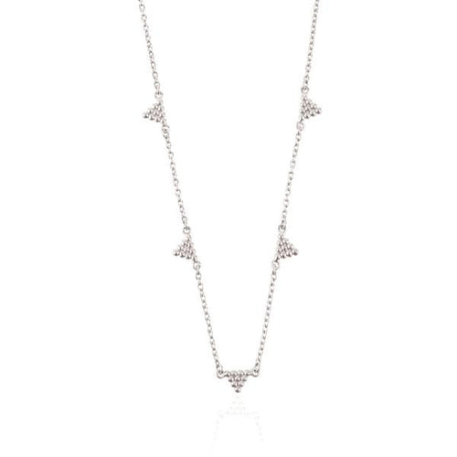 KUCHI KUCHI NECKLACE | SILVER (11261986254)