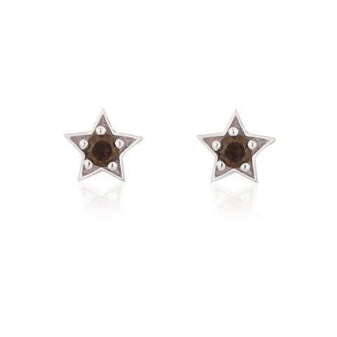 TWILIGHT STAR STUDS | SILVER