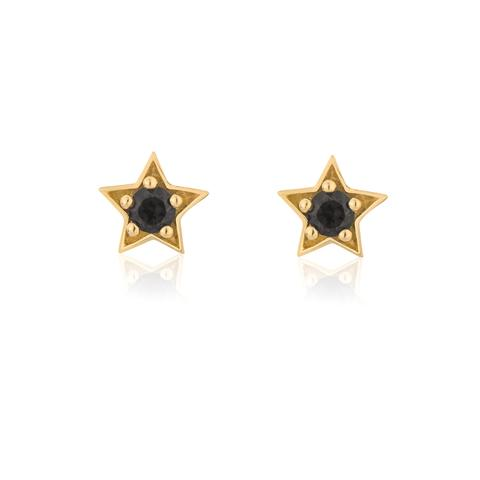 TWILIGHT STAR STUDS | GOLD