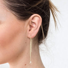 STAR GAZER EARRINGS | GOLD