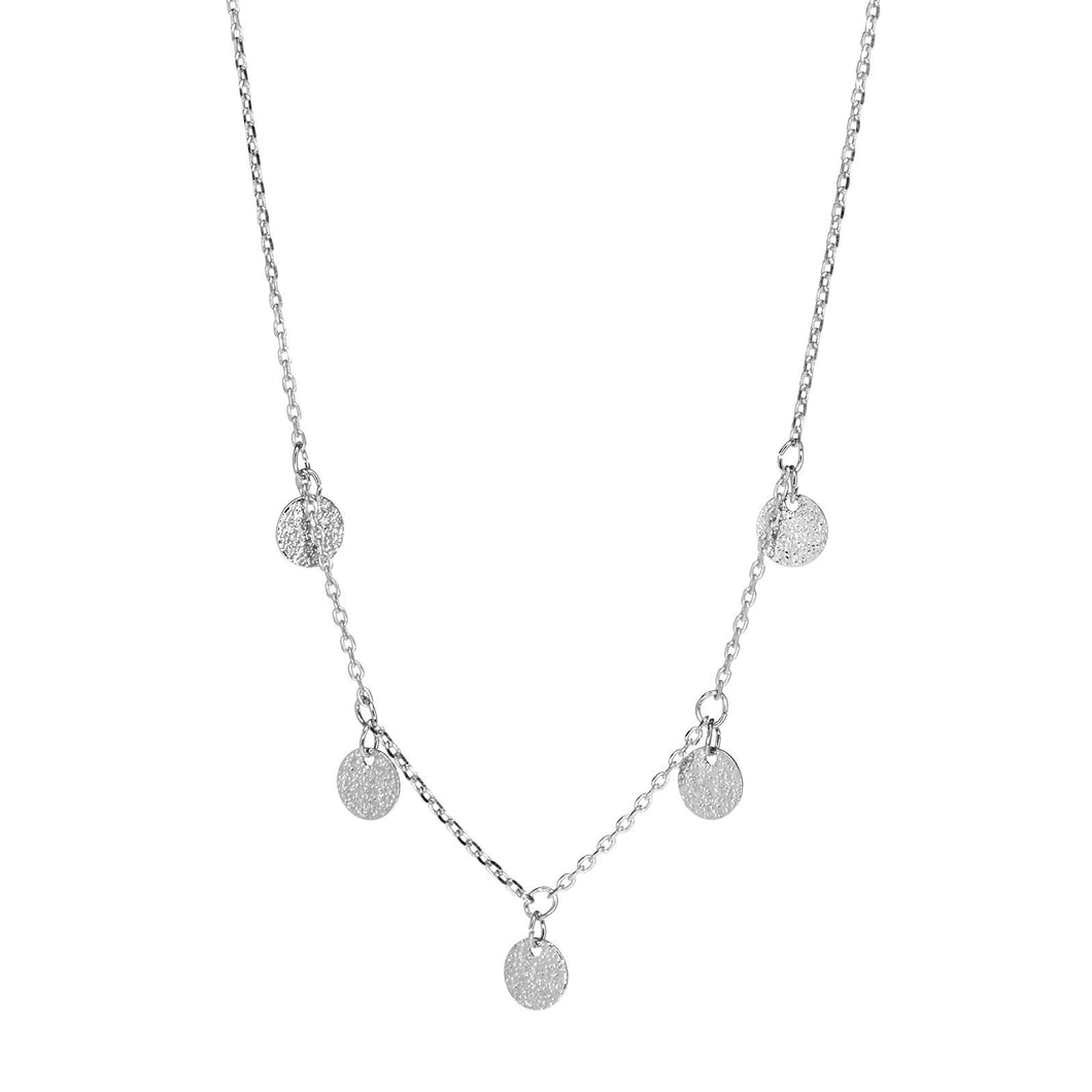 MOONLIGHT NECKLACE | SILVER