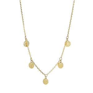 MOONLIGHT NECKLACE | GOLD