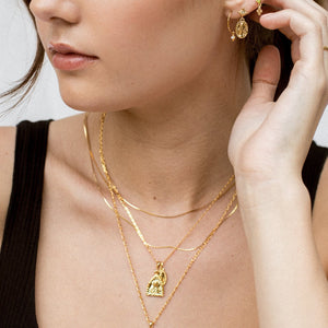 ANDREA NECKLACE | GOLD