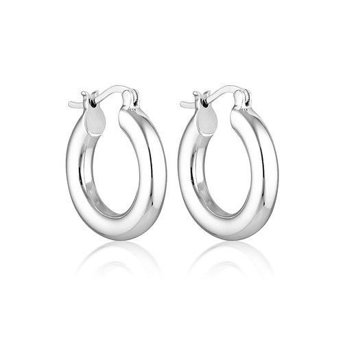 BETTY HOOPS | SILVER (6566169477186)