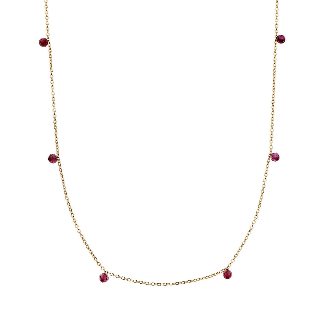BLOOM NECKLACE | GOLD