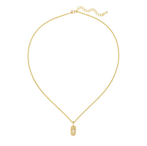 BRYNN NECKLACE | GOLD